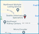 Seattle Veterinary Specialists - Kirkland logo